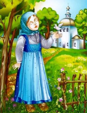 детство блаженной матроны московской