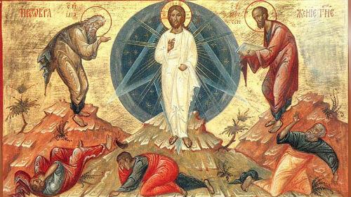 икона святого преображения