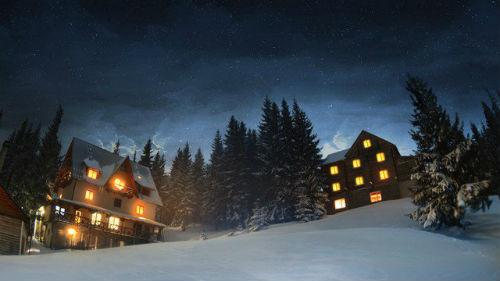 приметы какая погода в новогоднюю ночь
