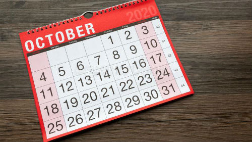 гороскоп по лунному календарю на октябрь 2020
