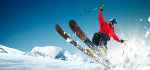 лыжи во сне