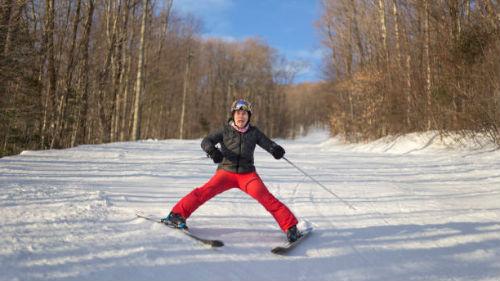 к чему снятся лыжи