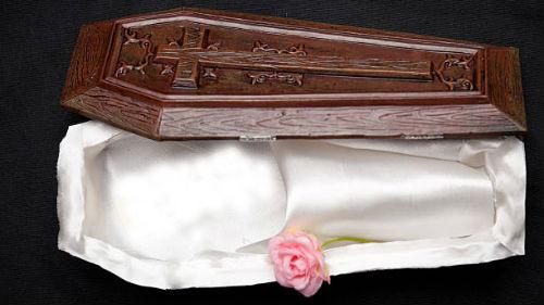маленький гроб во сне